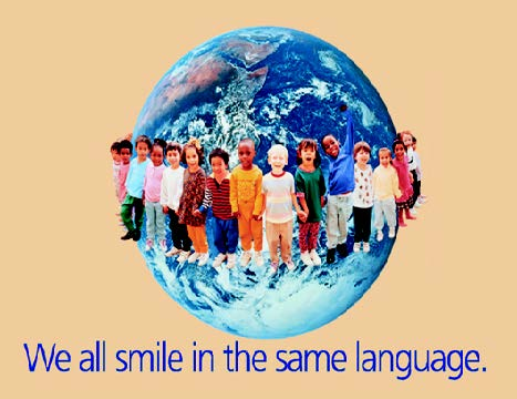 We All Smile In The Same Language Promoni S