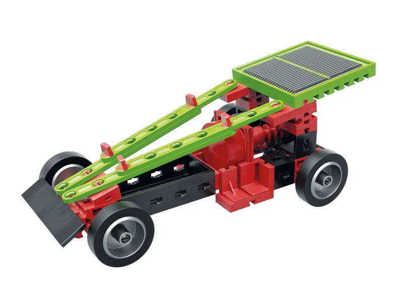 Lernspielzeug Fischertechnik Solar Power Building Kit